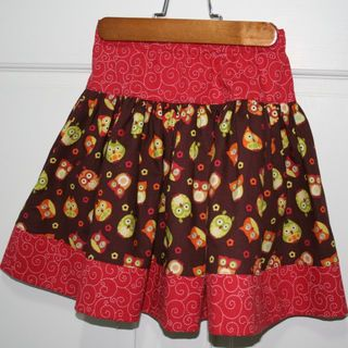 Brown owls skirt 2 640